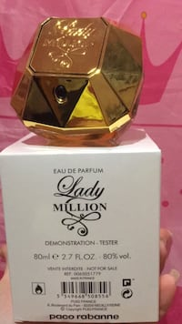 Духи женские Paco Rabanne - Lady million Малаховка, 140030