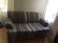 Sofa and chair Mississauga, L5M 6Z2