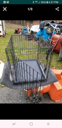 "24"" dog training crate Monrovia, 21770"