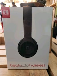 New Beats Solo3 Wireless- Sealed. Brampton, L6S 3K9