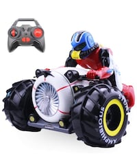 RC Car 2.4Ghz Racing Car Amphibious Stunt Car Radio Control Motorcycle High Speed Spinning Remote Control Cars Eastvale, 92880