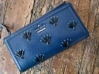 kate spade navy blue wallet Elk Grove