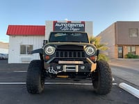Jeep-Wrangler Unlimited-2013 Las Vegas