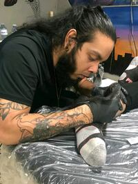 Junior Tattoo Artist Building Portfolio $50+ Toronto
