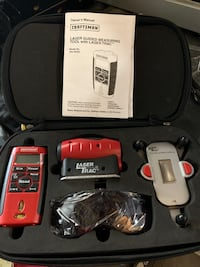 Craftsman Laser Measuring tool
