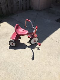 toddler's pink and white trike Burlington, L7S 2K2