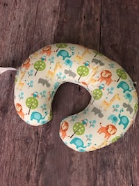 white,green and teal neck pillow Hyattsville, 20782