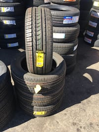 205/55R16 SET OF 4 DUNLOP TIRES ON SALE WE CARRY ALL MAJOR BRAND AND SIZE  San Francisco, 94103
