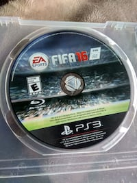 FIFA 2016 PS3 GAMES  Kitchener, N2G 4T7
