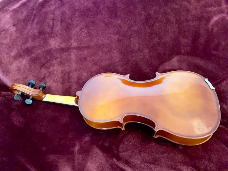 "Viola 4/4, 16.5"" with luxury case 5"