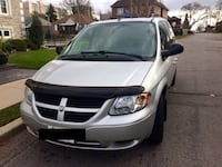 2007 DODGE GRAND CARAVAN WITH STOW AND GO 141000 KM'S Toronto, M6B 3H9