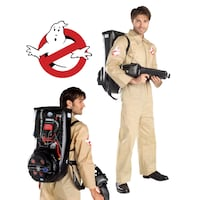 Adult Ghostbuster Costume Large Toronto