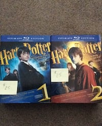 Harry Potter Ultimate Edition 1 & 2 Surrey, V3R 0P1