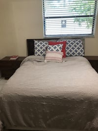 white and black bed sheet set Hialeah, 33014
