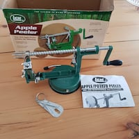 Lem Apple Peeler with manual and box London, N6L 0A9