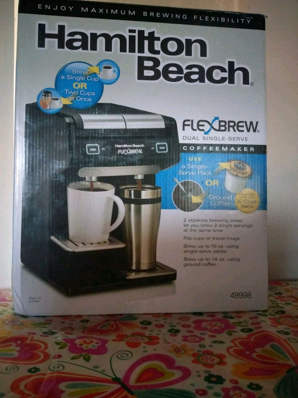 Used Hamilton Beach Coffee Maker For Sale In Tucson Letgo