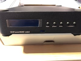 Wadia Power Dac 151 Mini Dac/Amplifikatör
