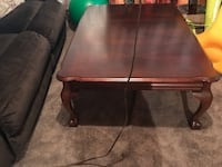 Coffee table great condition great size  Canandaigua, 14424