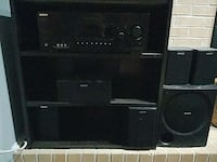black sony stereo component system Margate City, 08402