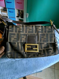 Authentic Fendi bag, barely used Calgary, T3J 3E8