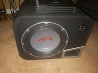 "12"" alpine type R sub and amp Saint Thomas, N5P 4P4"