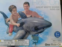 "68"" ride on Shark Eugene, 97404"