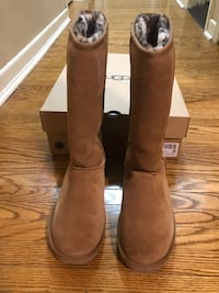 Brand New Tall Chestnut UGG Boots!! Toronto, M9L 1A5