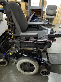 Wheelchair Invacare Electronic TDX SP  LANGLEY