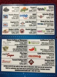 Discount Card Manassas, 20111