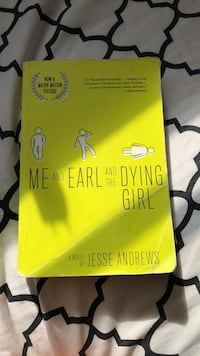me earl and the dying girl book San Bruno, 94066