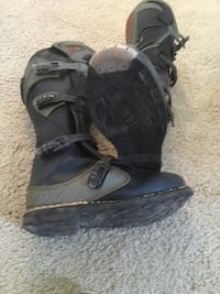 Thor riding boots, size 12 Cameron Park, 95682
