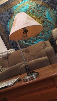 brown and black table lamp Los Angeles, 91601