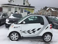 2015 smart fortwo Pure Clean NAVI Alloy Leather Low Km Certified Hamilton
