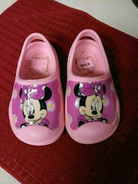 toddler's pink Minnie Mouse shoes Asheboro, 27205