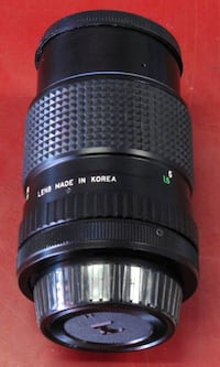 Super Albinar Camera Lens (Minolta) Norfolk