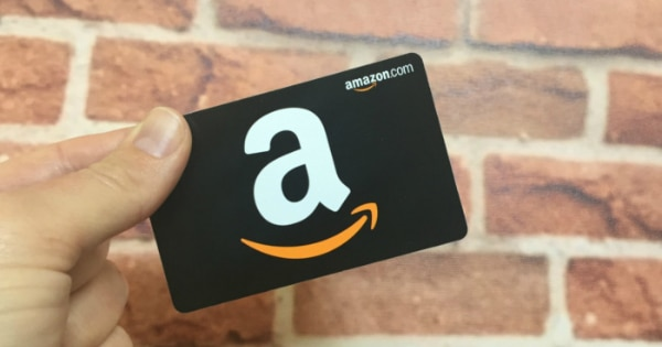 amazon card 100$ value