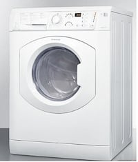 Italian Made Ariston Washer Dryer Combo with Warranty All-in-one Vancouver