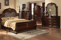 KIT - ANONDALE CAL. KING BED Dallas