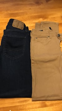 Brand new men's jeans. Size 26 Conception Bay South, A1X 6M2