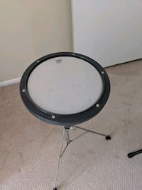 Remo drum training pad with stand Crofton, 21114