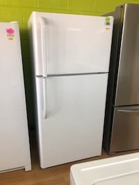 White Haier Top Freezer Refrigerator  Woodbridge, 22191