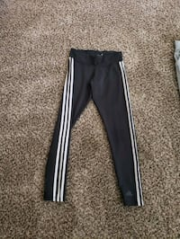 black and white Adidas track pants El Paso, 79936