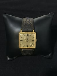 Gold Plated Slava 21 Jewels Made in USSR Bloomfield, 07003
