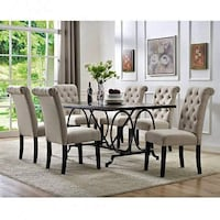 $$$$ BLOWOUT SALE $$$ Brand new Dining room set 7pcs $$$ SALE SALE SALE $$$ Toronto