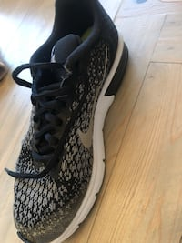 pair of gray-and-black Nike running shoes Lafayette, 70508