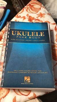 Book  for UKULELE instrument