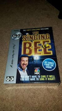 The Singing Bee (DVD game) Frederick, 21703