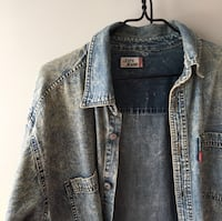 Levis skjorte fra Urban Outfitters Oslo, 0377