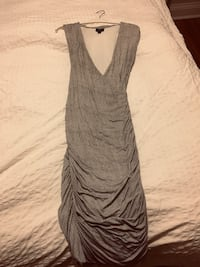women's gray sleeveless dress Brantford, N3T 4G2