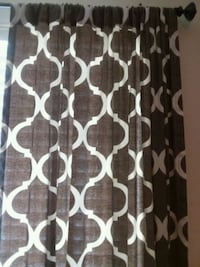 Brown Curtains set of 2 Murrells Inlet, 29576
